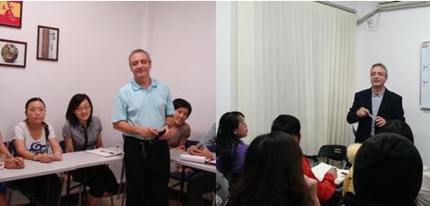广州全外教西班牙语C1-C2高级课