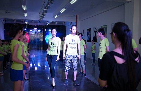2017广州服装表演高考精品课程