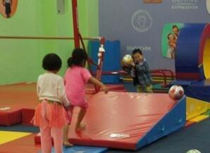 深圳3-6岁幼儿球类运动精品课程
