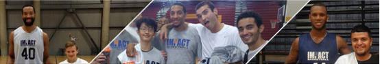 武汉——美国IMPACT篮球特训营