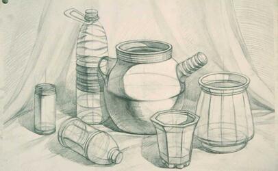 武汉传统美术基础课程