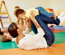 西安0-3岁幼儿亲子育乐精品系列课