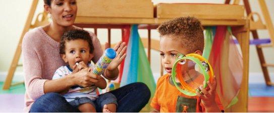 西安0-5岁幼儿音乐特色辅导课程