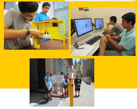 2017杭州UCLA探索工程学科暑期科学营