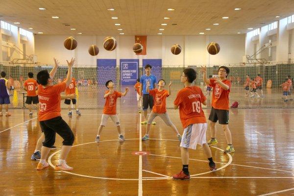 杭州2017篮球暑期提升夏令营
