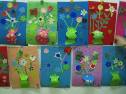 杭州幼儿手工设计课程
