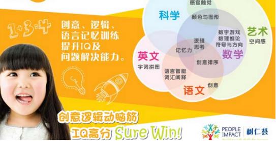 合肥3-12岁儿童资优天才智商课程