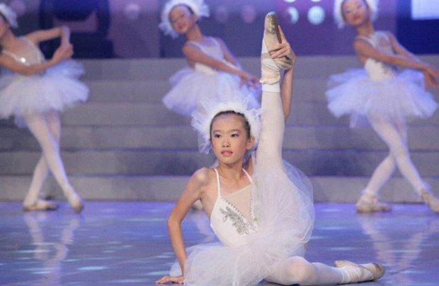 天津芭蕾形体少儿艺术培训课程