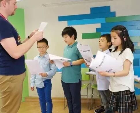 2017石家庄英伦戏剧表演营