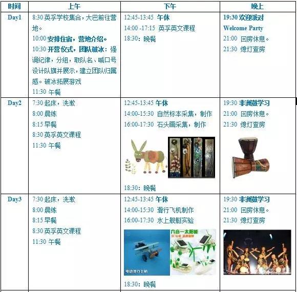 2017石家庄自然与科技精选暑期营