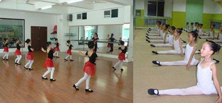 青岛少儿舞蹈培训课程