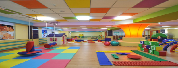 郑州2岁-8岁感统训练课程