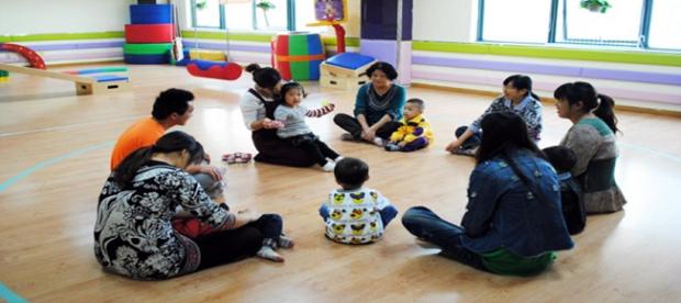 郑州1岁半—3岁音乐启蒙课