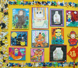 苏州6-10岁梵高大师绘画课程
