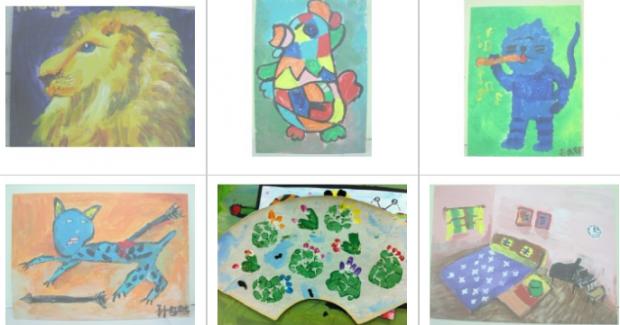 2017上海7-12岁儿童艺术创意大师课程