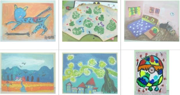 2017上海2-4岁儿童艺术创意宝宝级课程