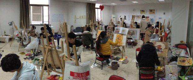 上海高中美术联考辅导课程