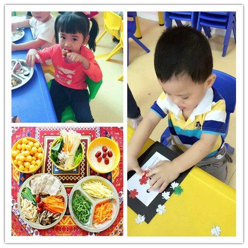 2017上海2-4岁幼儿托管早教课程