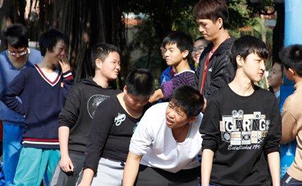 2017广州中小学野外生存特训营