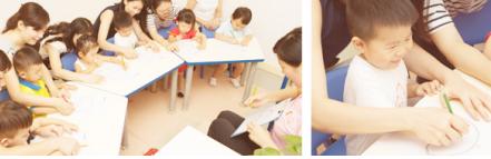 2017广州2岁半-3岁幼儿早教课程