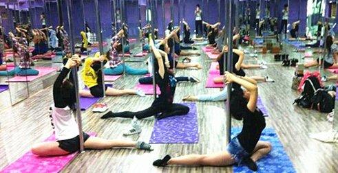 2017广州VIP职业明星舞蹈教练课程