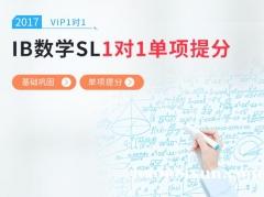 上海【IB一对一】名师助力IB备考冲刺