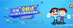 上海软件开发高薪班
