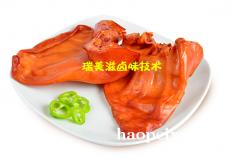青岛卤菜技术培训,正宗卤菜熟食的做法