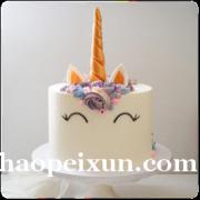 4月,奶油蛋糕裱花班,新花型上线,0基础也能做出漂亮的裱花
