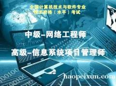 2019年计算机软考中级高级职称网络工程师报名招生中