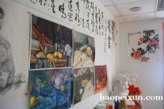 上海学美术画画怎么样、能净化灵魂美化生活