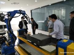 石家庄一流的工业机器人培训基地保定